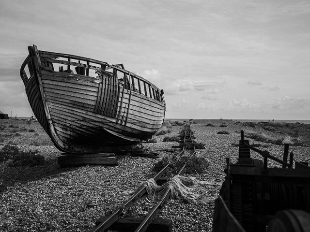 A day of photography and learning: Steam Punk, Fashion and Portraits on Dungeness beach!