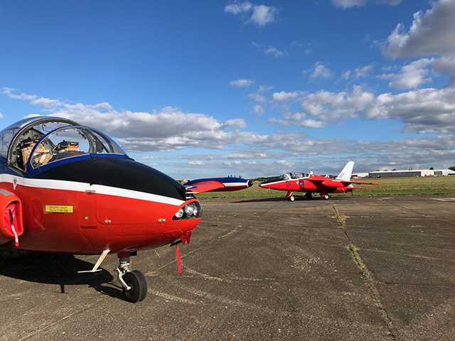 Jetfest at North Weald with up to 30 ex military aircraft for an afternoon and evening of photography
