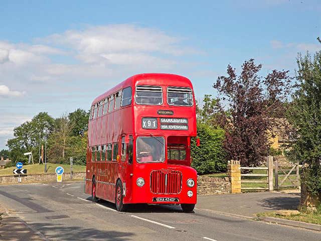 Heyday of the Midland Red Buses