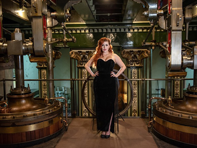 TimeLine Special: Pre Christmas photography meet up: Fire, steam & fashion at Papplewick Pumping Station!