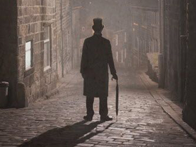 A trip back to Victorian London as we recreate scenes from the past on the old back streets