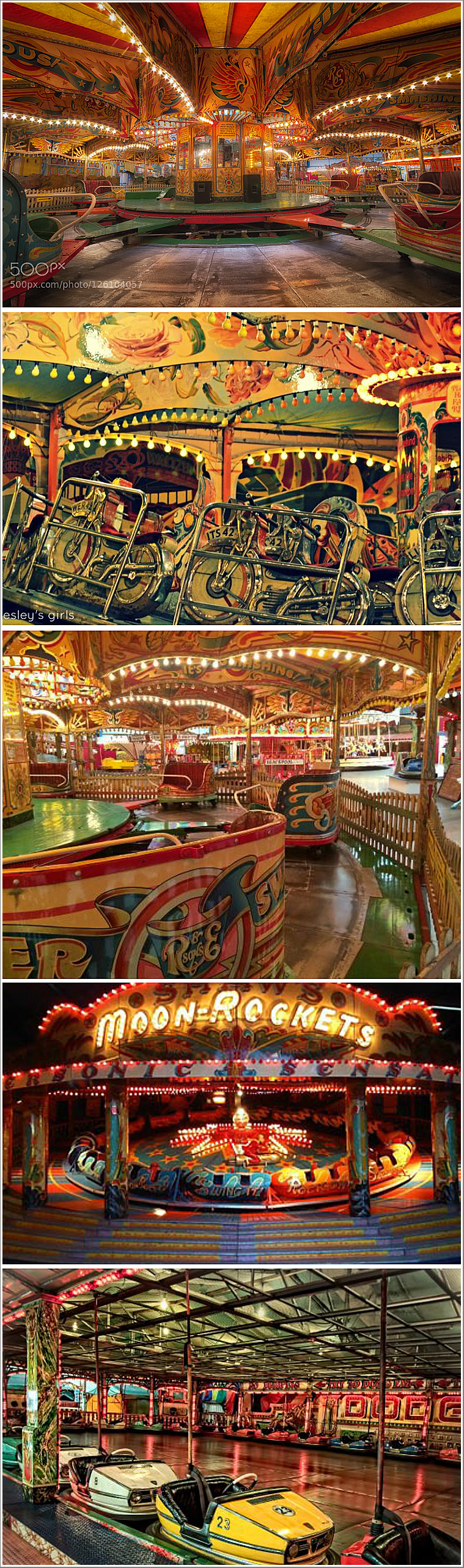 Vintage Fashion Fairground Photography Evening at Dingles Heritage fairground Centre, Thursday 21st February 2019