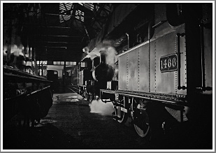 A NIGHT WITH NO LIGHT at Didcot Railway Centre, Saturday 18th May 2019