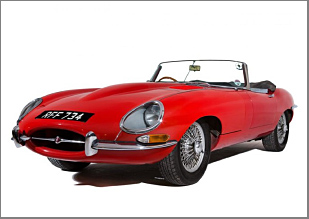 A session in the Studio with a 1977 Porsche, E Type Jag, 127 Alvis Tourer, BMW Isetta, Ferrari and a Fashion Model, Thursday 17th January 2019 PM