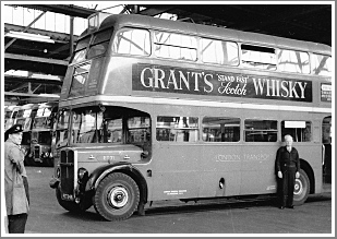 Recreating the sights and sounds of a traditional London Bus Garage, Sunday 10th September 2017
