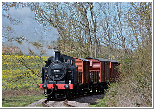***1 TICKET BACK ON SALE***<br/>An afternoon and evening on the Wirksworth branch using visiting '3F' 47406 and a short mixed train, Wednesday 23rd August 2017