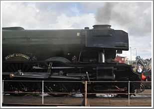 ***SOLD OUT***<br/><br/>Scotsman on the Western! An evening with 'A3' Class 4-6-2 No.60103 at Didcot Railway Centre, Sunday 27th August 2017