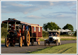 An event utilizing some of the fantastic exhibits attending the South Cerney transport spectacular, Saturday 4th August 2018