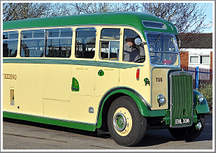 A full day out in Warwickshire with not one but two superbly restored 1950s vintage buses plus extras, Thursday 5th July 2018