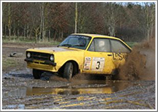 A day Photographing Rally Car Racing at the London Rally School, Saturday 1st December 2018